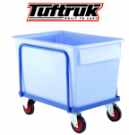 Plastic Container Truck - Standard Wheel Model